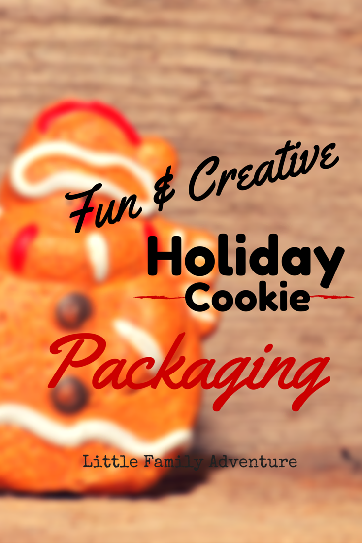 Fun and Creative Holiday Cookie Packaging