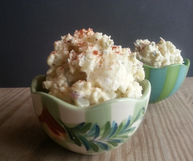 Mom's Potato Salad - Before your head out on your next family camping trip, you must check out these 26 camping recipes. We will want to try these family-friendly recipes ranging from main entrees to desserts and snacks. These meal ideas are sure to make your next campout a great success!