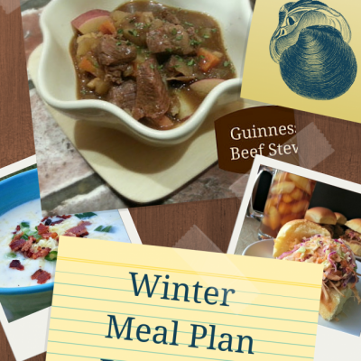 Eat Healthier with a Real Food Winter Meal Plan