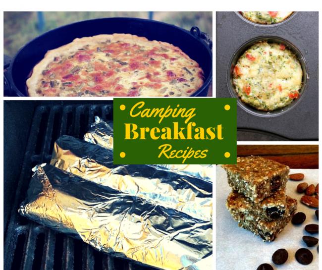 Breakfast Camping Recipes
