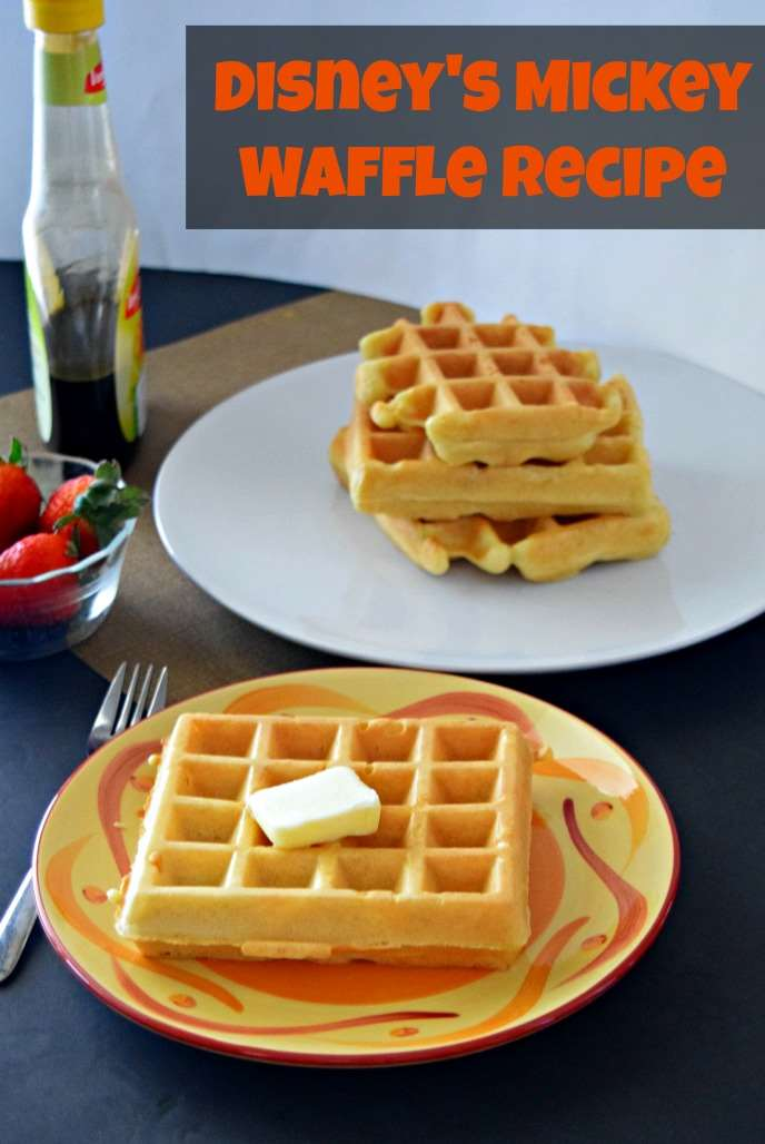 Sunday Morning Waffles (No-Refined Sugar)