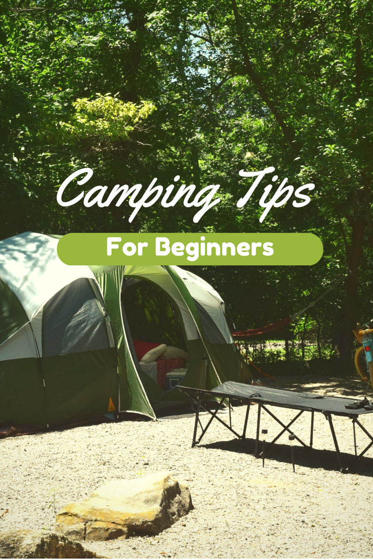 how to start walk-in camping family