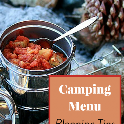 Tips That Will Help You with Planning a Camping Menu