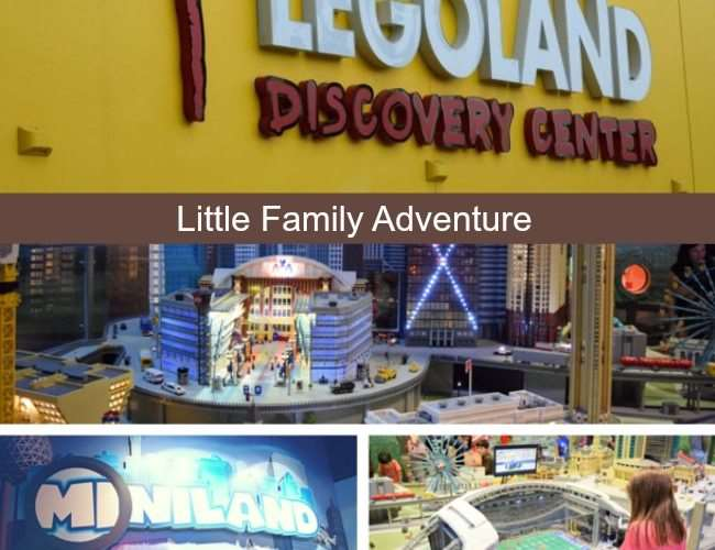 Exploring LEGOLAND Discovery Center Dallas with the Kids