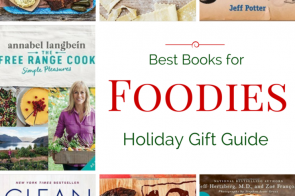 Best Books for Foodies this Christmas 2015