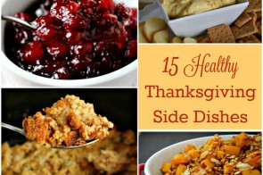 Real Food Thanksgiving Side Dish Recipes