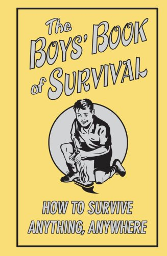 Boys Book of Survival