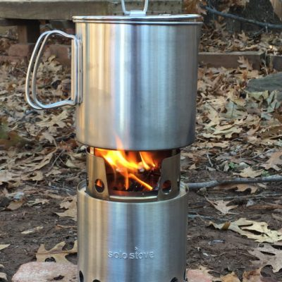 Product Review: Camping Solo Stove Lite