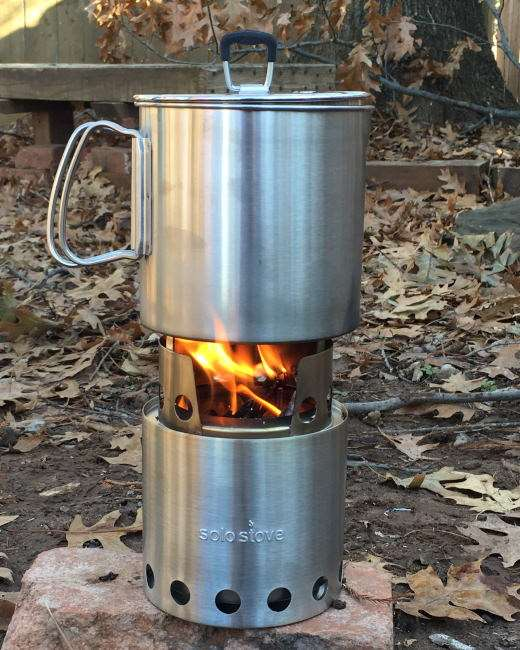 Product Review: Camping Solo Stove