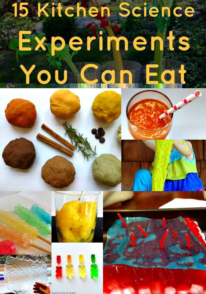 15 Kitchen Science Experiments You Can Eat | Little Family Adventure