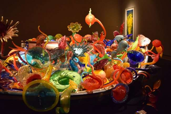 10 Family Fun Things to Do in Oklahoma City - Oklahoma City Museum of Art Dale Chihuly Glass Exhibit