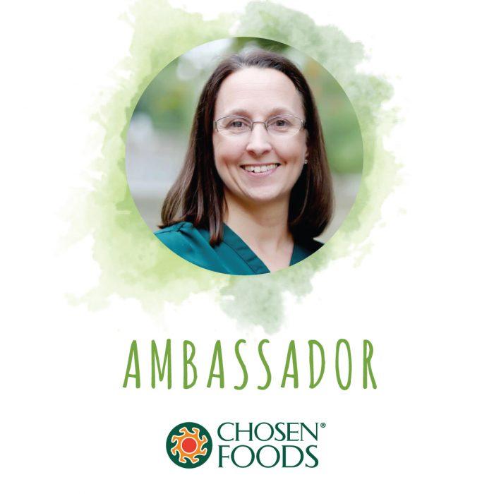 Chosen Foods Ambassador