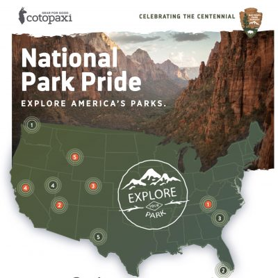 Top 5 Most Popular National Parks