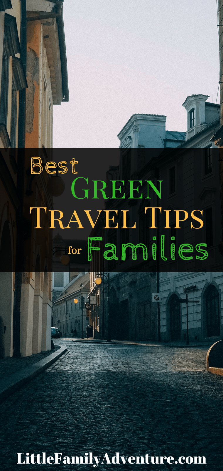 travel tips green