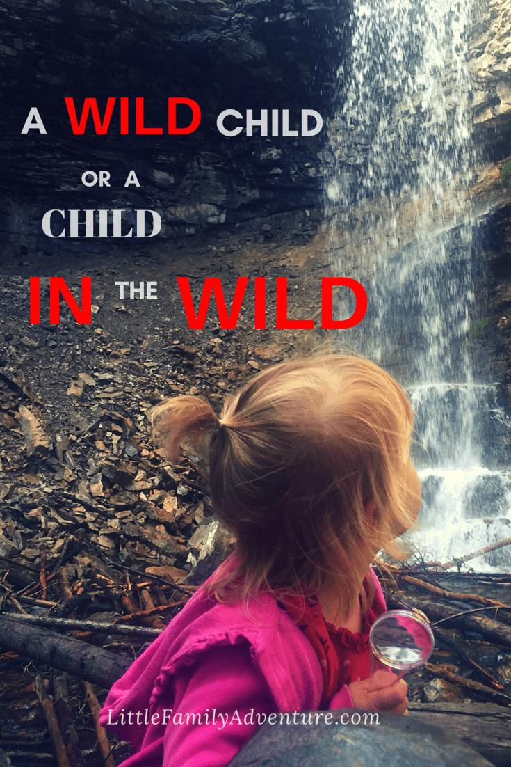 A wild Child