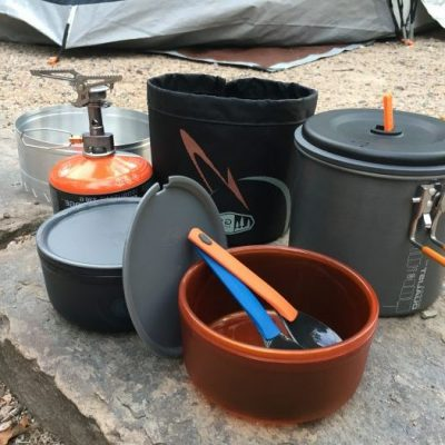 Gear Review – GSI Outdoors Pinnacle Dualist Complete