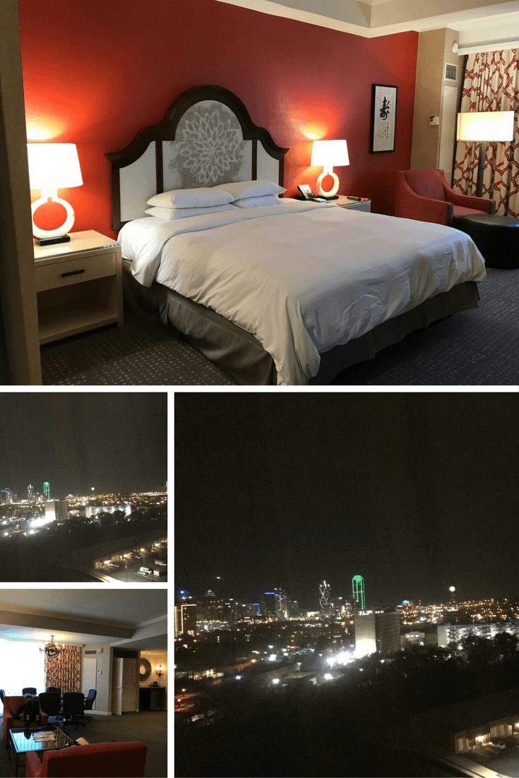 Fun Things to Do in Dallas (Holiday Edition) - the Hilton Anatole puts families in the center of the best Dallas has to offer
