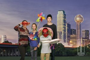 Fun Things to Do in Dallas (Holiday Edition) - You can't go to Dallas without a trip to Reunion Tower