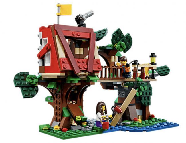 LEGO Creator Treehouse Adventures Set