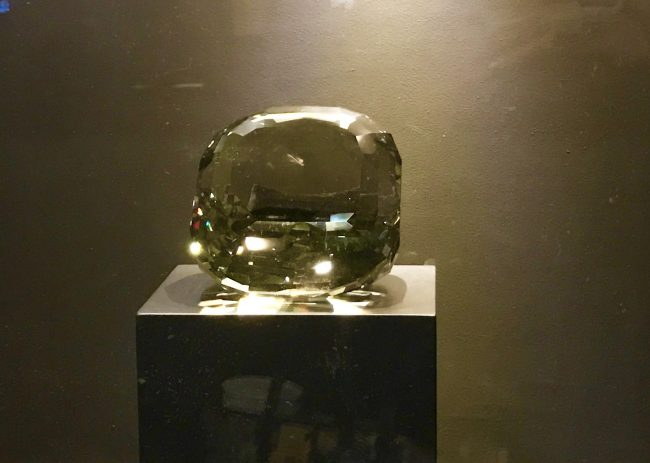 Fun Things to Do in Dallas (Holiday Edition) - Perot Museum is a must for families. - This 22,000 carat Topaz is unbelievable