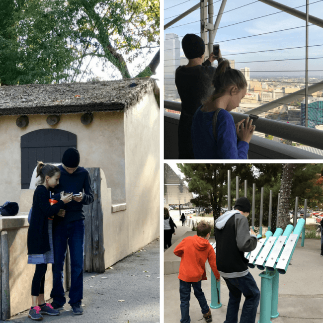 Even Active Families Travel With Electronics - See why I won't leave home without my cell phone and ANKER USB charger