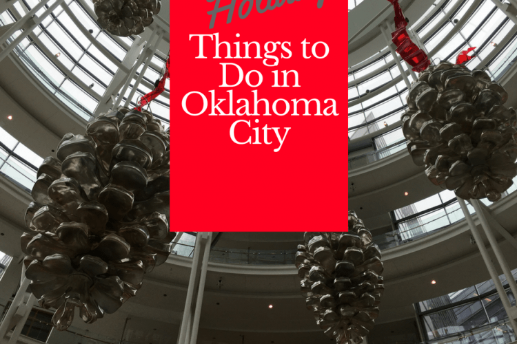 Looking for Holiday Things to Do in Oklahoma City? Go Downtown in December