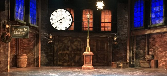 Holiday Things to Do In Oklahoma City - Lyric's A Christmas Carol is a holiday tradition