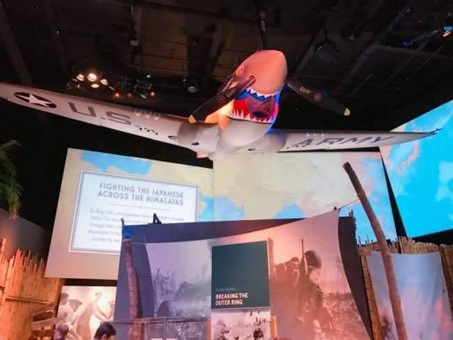 Best of New Orleans with Kids in 3 Days -Plan to spend the whole day at the National WWII Museum. Interactive exhibits, films, and programs are for all ages and make history come alive.