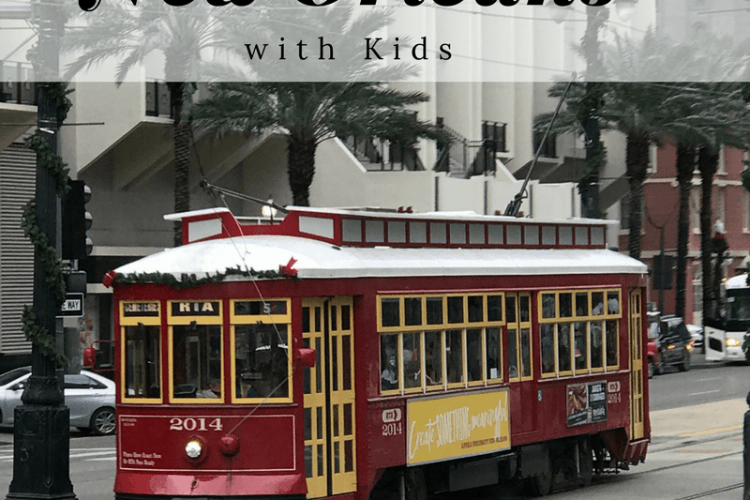 Best of New Orleans with Kids in 3 Days