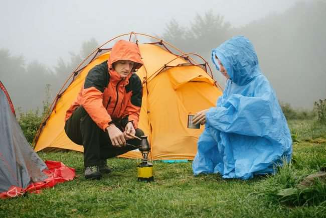Healthy Tips for Spring Camping with Your Family
