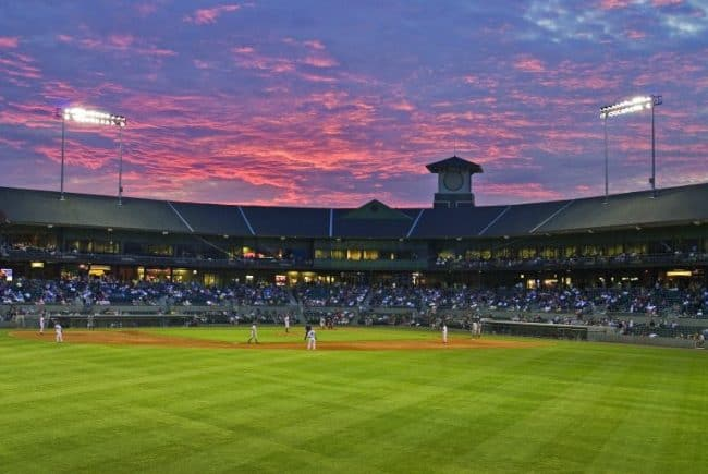 Dickey Stephens Park CJRW - 10 Things in Central Arkansas You Need to Do With Your Famil