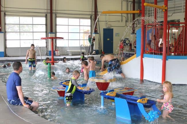 Take a family vacation to a hot springs near you - warm water getaway that's fun for all ages