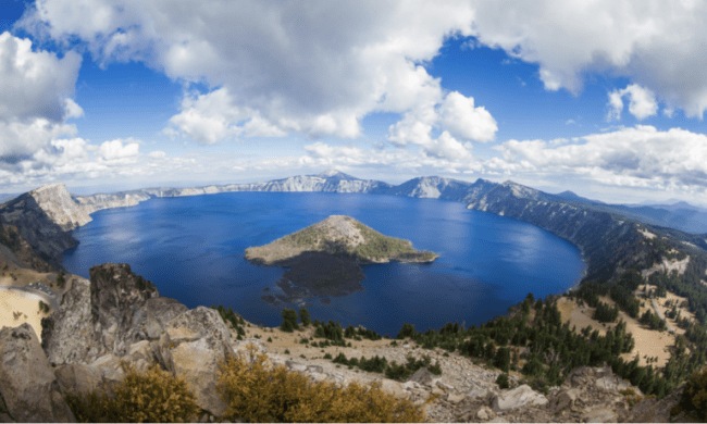 Watchman Peak Trail - 5 of The Best Hikes in Oregon