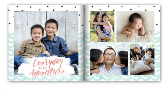 Gifts For Women Who Love the Outdoors - Mixbook Photo Keepsake book