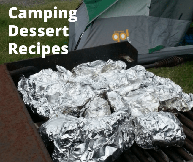 Camping trips aren't a success without dessert. These scamping desserts are delicious recipes for your next camp out