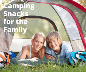 Camping with the family isn't fun when hunger strikes - these delicious snack recipes are good for your next camp out or hike