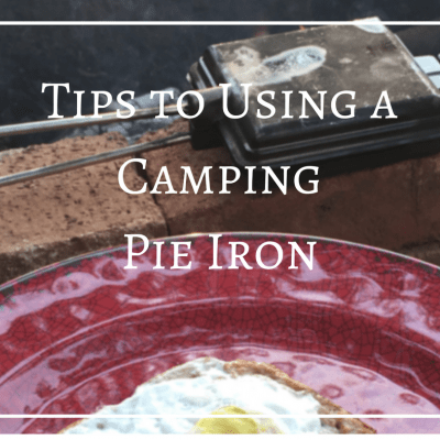 How Do I Make Camping Food with a Pie Iron?