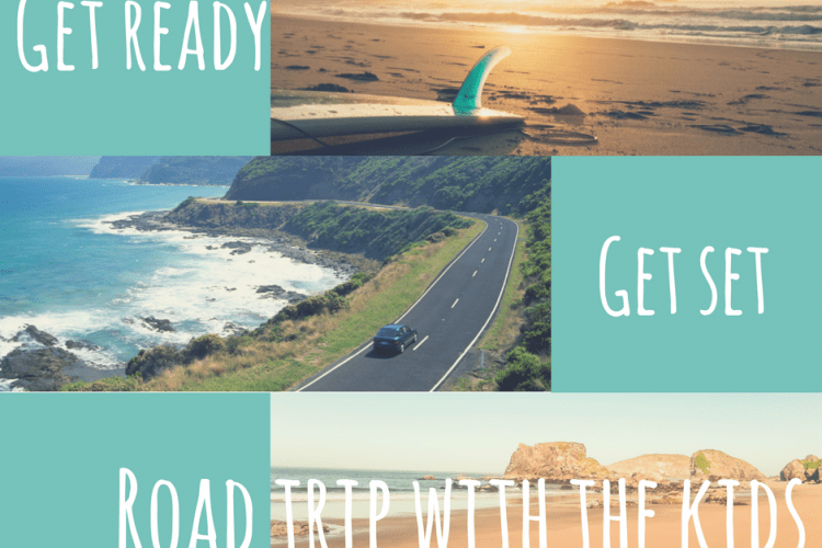 Get Ready, Get Set, Road Trip with the Kids