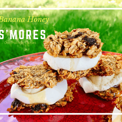Mixing It Up with Banana Honey S'mores