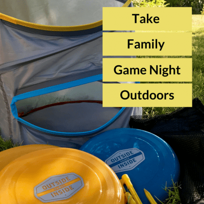 Take Family Game Night Outdoors with the Freestyle Barrel Toss