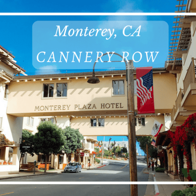 Things To Do in Monterey CA on Cannery Row