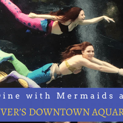 Dine With Mermaids at the Downtown Aquarium Restaurant