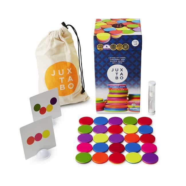 Juxtabo Strategy Game from Funnybone Toys