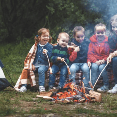 Healthy Camping Food for Toddlers