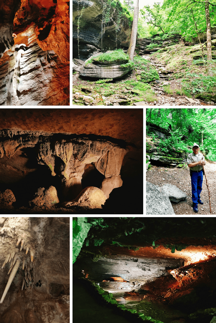 War Eagle Cavern is one of the top destinations in the Bentonville, AR area. This guided hike/tour takes you through one of the area's largest caverns.