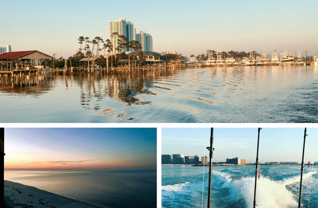 See what it's like to go Deep Sea Fishing in Gulf Shores, Alabama