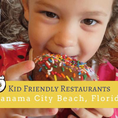 5 Kid Friendly Restaurants in Panama City Beach, Florida