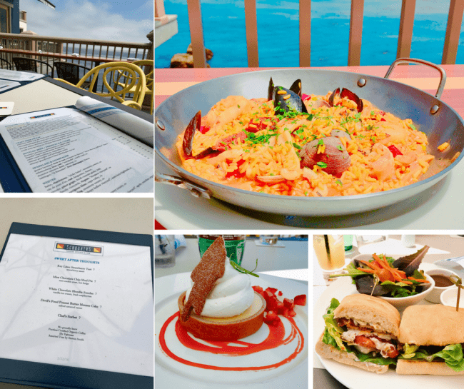 Schooner's Coastal Kitchen & Bar - Monterey, CA should be on your family travel bucket list. There are so many great attractions from historic Cannery Row to the Monterey Bay Aquarium. When you go, here are my picks for the best Cannery Row restaurants that you will want to check out.