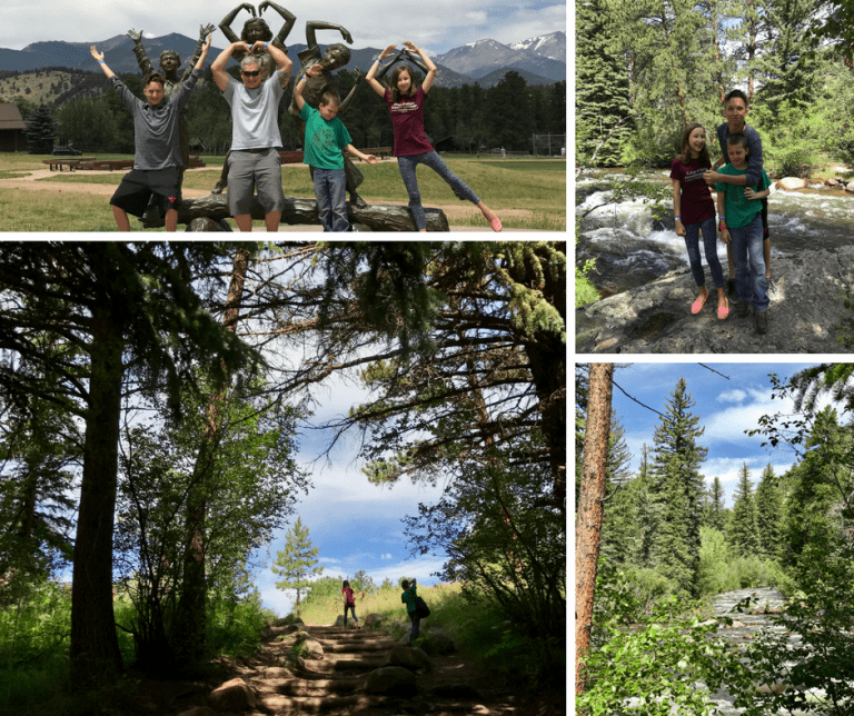 YMCA Of The Rockies Is Kind Of Like Summer Camp For