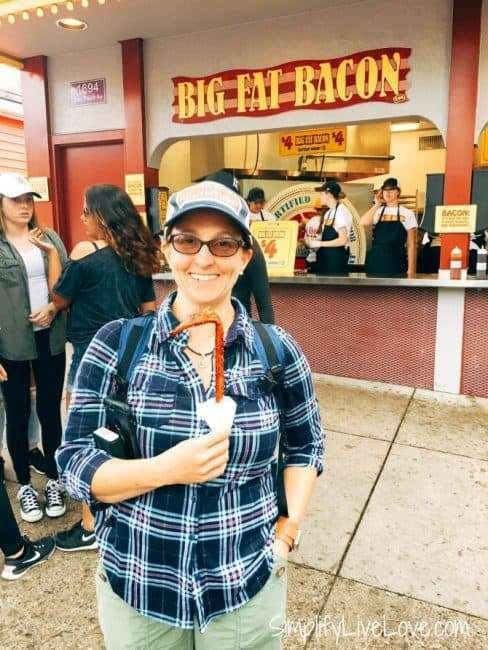 Bacon on a Stick